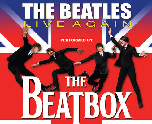 THE BEATLES LIVE AGAIN by THE BEATBOX - With Orchestra